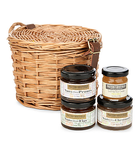 PAXTON & WHITFIELD Cheese condiment basket