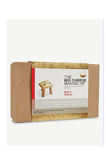 THE BIG CHEESEMAKING KIT Goat's Cheese Making Kit