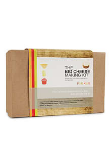 THE BIG CHEESE MAKING KIT Cheese Making Kit for Kids