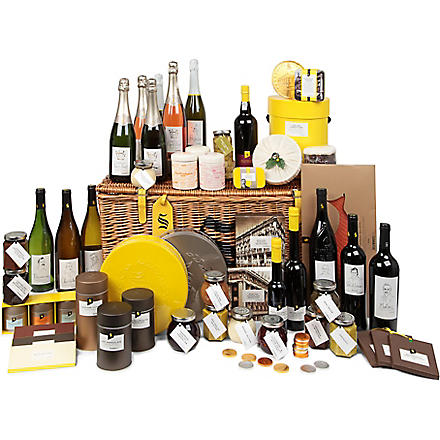 SELFRIDGES SELECTION Dazzle & Impress hamper