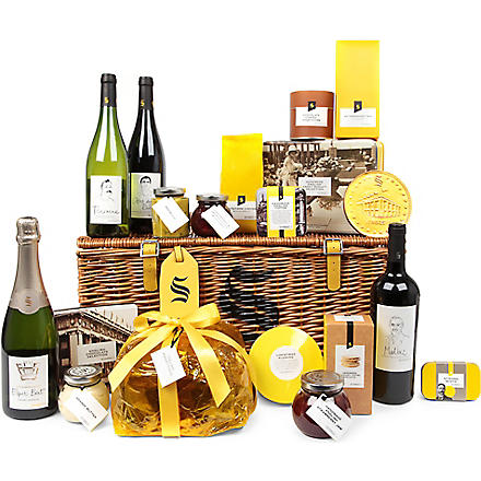 SELFRIDGES SELECTION Indulge & Delight hamper