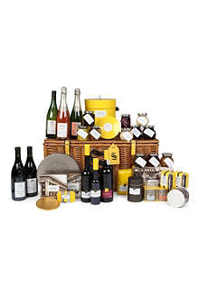SELFRIDGES SELECTION Celebrate & Share hamper