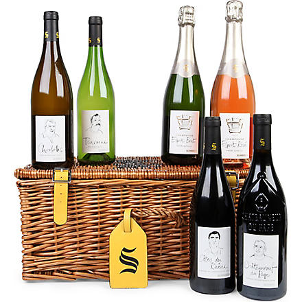 SELFRIDGES SELECTION The Sommelier's hamper