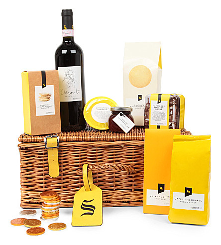 SELFRIDGES SELECTION Cheer & Cherish hamper