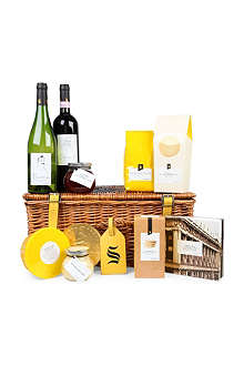 SELFRIDGES SELECTION Revel & Relish hamper