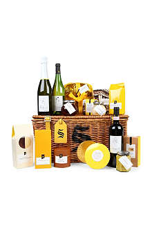 SELFRIDGES SELECTION Sparkle & Celebrate hamper