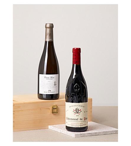 SELFRIDGES SELECTION Sommelier's Wine Gift Box