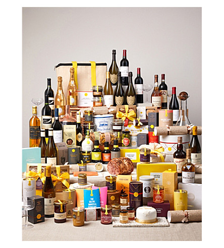 SELFRIDGES SELECTION The Decadence Hamper