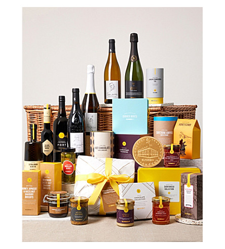 SELFRIDGES SELECTION The Office Party Hamper