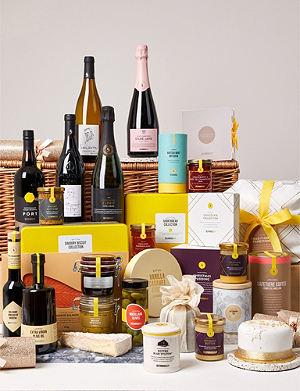 Selfridges selection easter gift basket selfridges selfridges selection christmas day gift basket negle Gallery