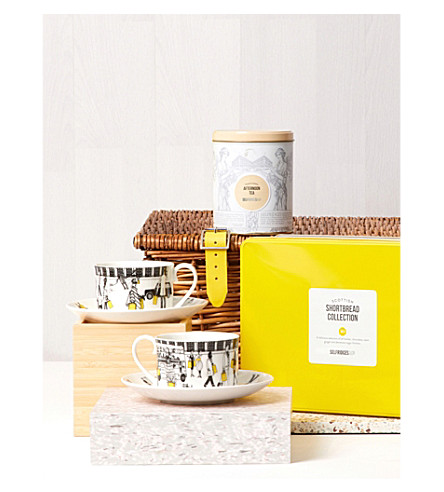 SELFRIDGES SELECTION Harry's Afternoon Tea hamper