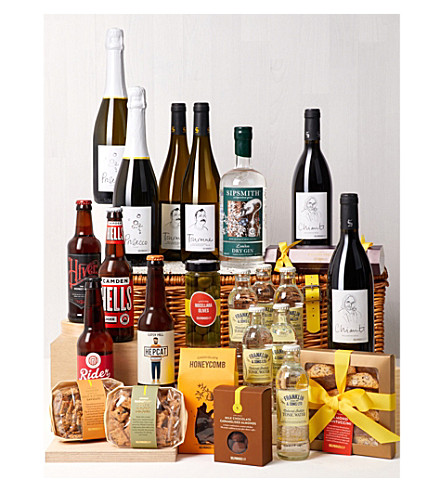SELFRIDGES SELECTION London Party hamper