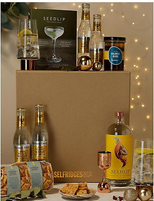SELFRIDGES SELECTION 无酒精鸡尾酒礼品盒