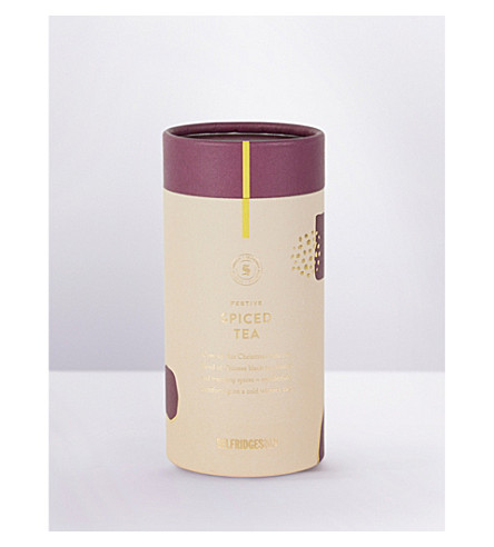 SELFRIDGES SELECTION Festive spiced Christmas tea 37.5g