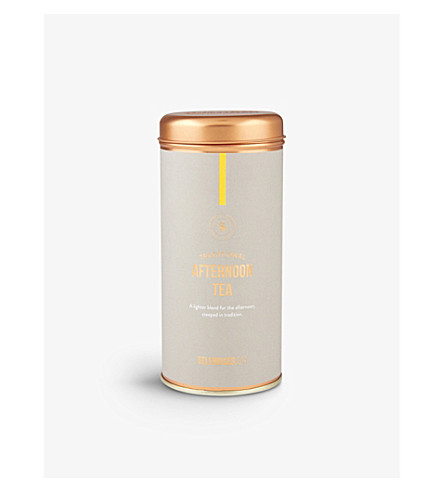 SELFRIDGES SELECTION Afternoon teabags gift tin