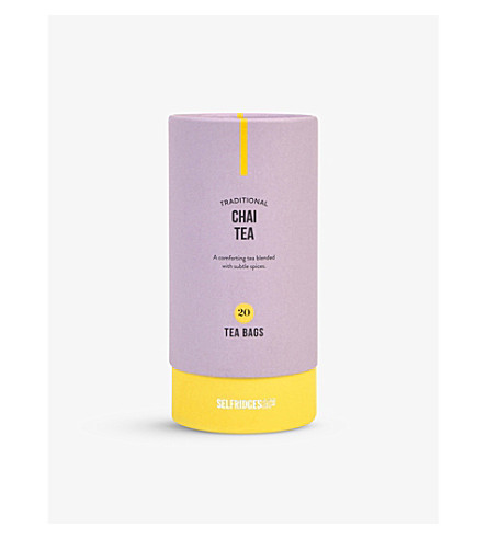 SELFRIDGES SELECTION Traditional Chai tea 50g