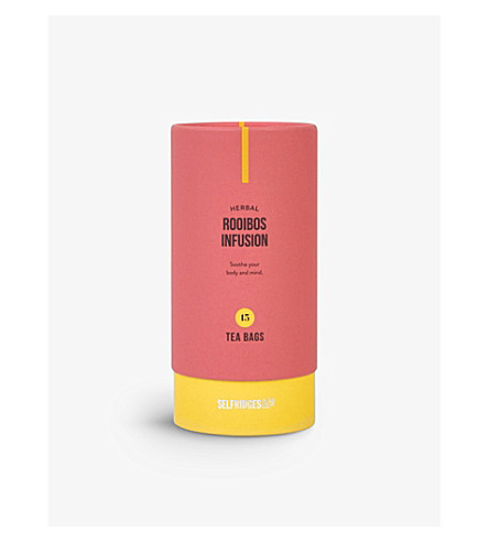 SELFRIDGES SELECTION Herbal Rooibos infusion