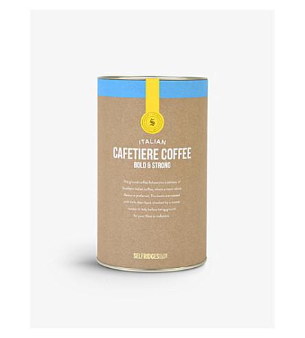 SELFRIDGES SELECTION 意大利 Caffetiere 咖啡大胆和强250g