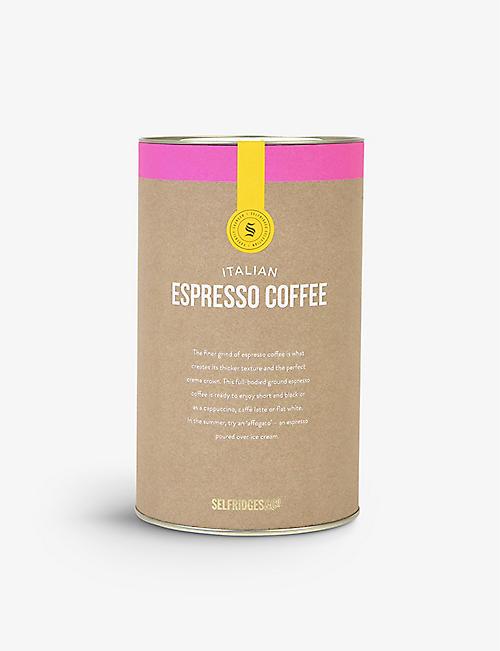 SELFRIDGES SELECTION 意大利浓咖啡咖啡250g