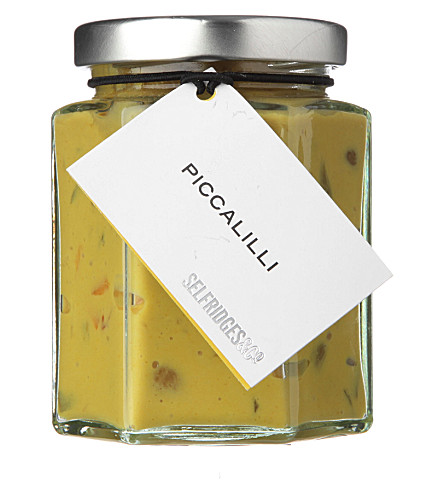 SELFRIDGES SELECTION Piccalilli 170g