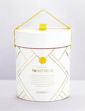 SELFRIDGES SELECTION Moscato Panettone hat box  1kg