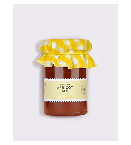 SELFRIDGES SELECTION British apricot jam 340g
