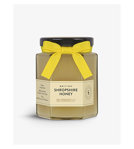 SELFRIDGES SELECTION British shropshire honey 200g