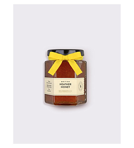 SELFRIDGES SELECTION British Heather honey 227g