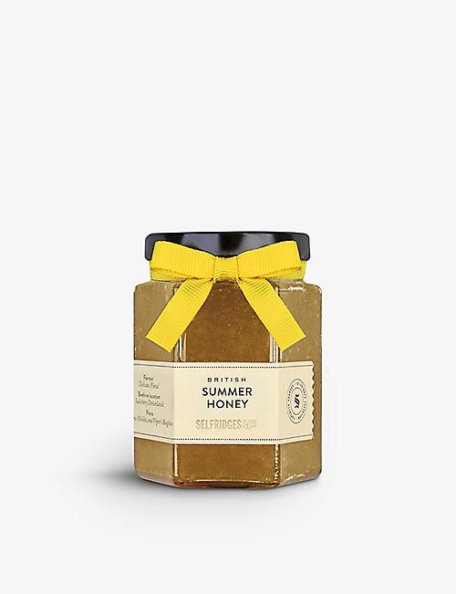 SELFRIDGES SELECTION British Summer honey 227g
