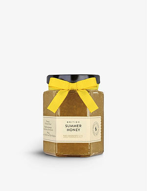 SELFRIDGES SELECTION British Summer honey 227g