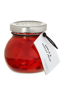 SELFRIDGES SELECTION Apple & chilli jelly 235g