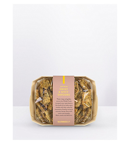 SELFRIDGES SELECTION Artisan sweet and spicy Indian savours 120g