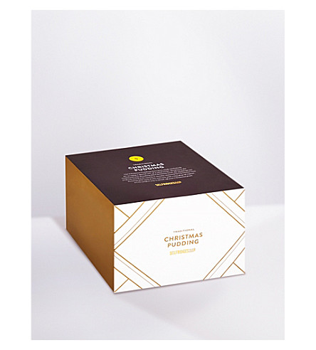 SELFRIDGES SELECTION Traditional Christmas pudding 900g