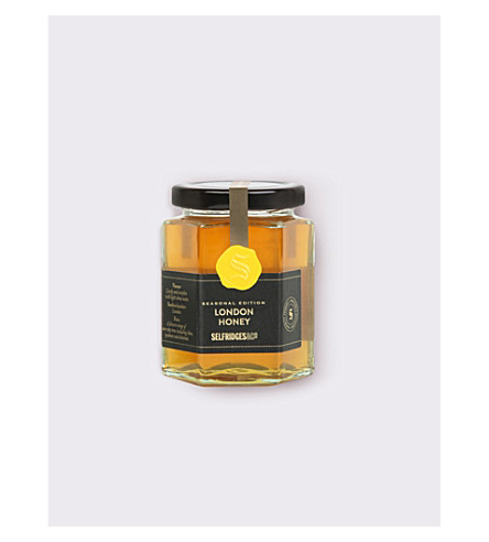 SELFRIDGES SELECTION Limited Edition London honey 227g