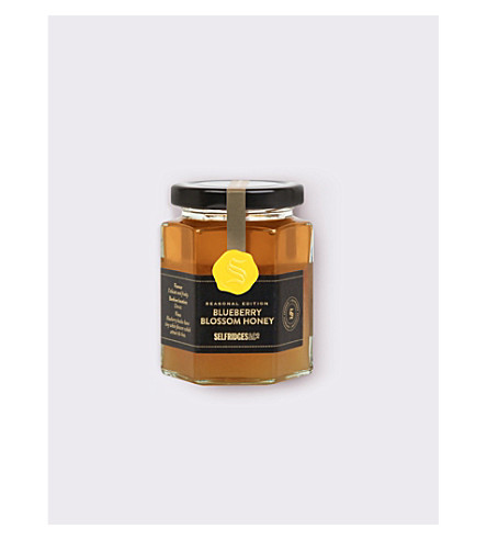 SELFRIDGES SELECTION Limited Edition Blueberry honey 227g