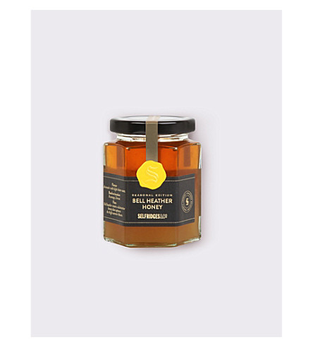 SELFRIDGES SELECTION Limited edition bell heather honey 227g