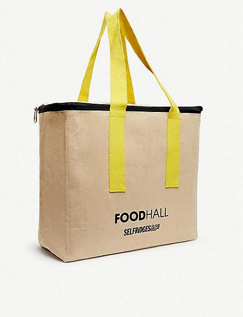 SELFRIDGES SELECTION Cooler bag