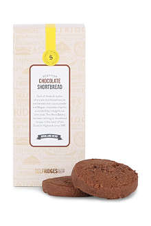 SELFRIDGES SELECTION Chocolate shortbread carton