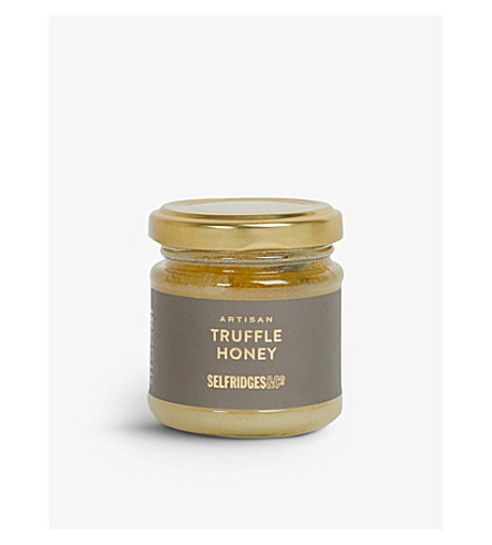 SELFRIDGES SELECTION Truffle honey 120g
