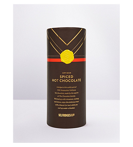 SELFRIDGES SELECTION Artisan Spiced Hot Chocolate 200g