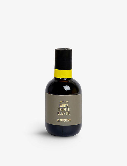 SELFRIDGES SELECTION Artisan white truffle olive oil 250ml