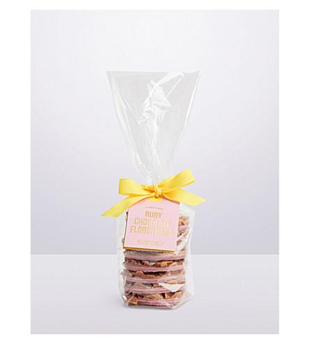 SELFRIDGES SELECTION Salted caramel florentines 170g