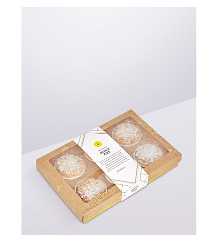 SELFRIDGES SELECTION Traditional mince pies pack of 6