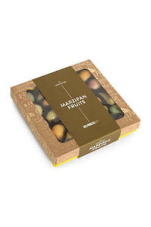 SELFRIDGES SELECTION Marzipan fruit