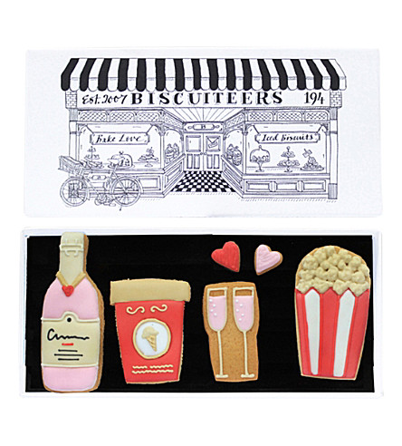 BISCUITS Galentine's Day Big biscuit card
