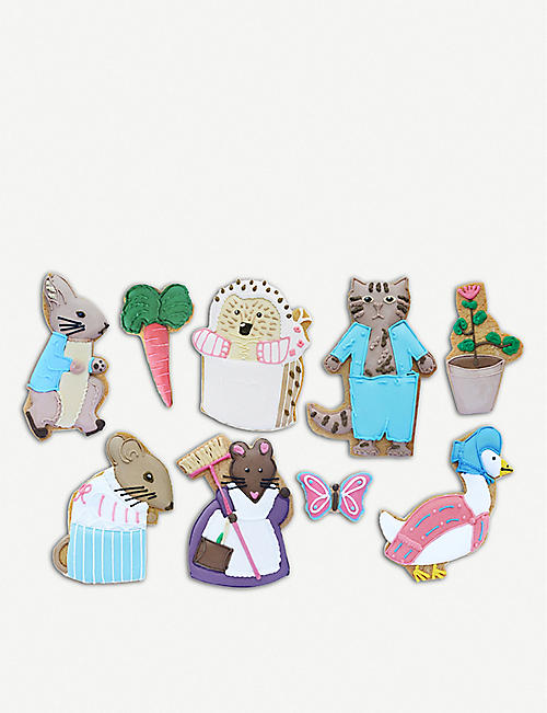 BISCUITEERS Beatrix Potter biscuit tin 800g