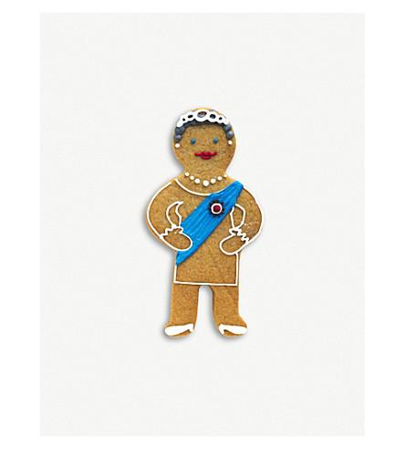BISCUITEERS Queenie Jolly Ginger biscuit
