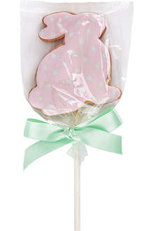 PEGGY PORSCHEN CAKES Easter Bunny cookie pop