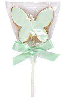 PEGGY PORSCHEN CAKES Butterfly cookie pop