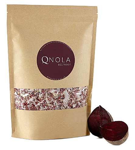 QNOLA Beetroot and pistachio superfood granola 250g